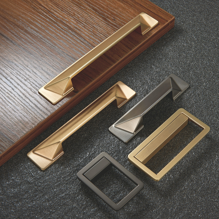RECESSED CABINET HANDLE
