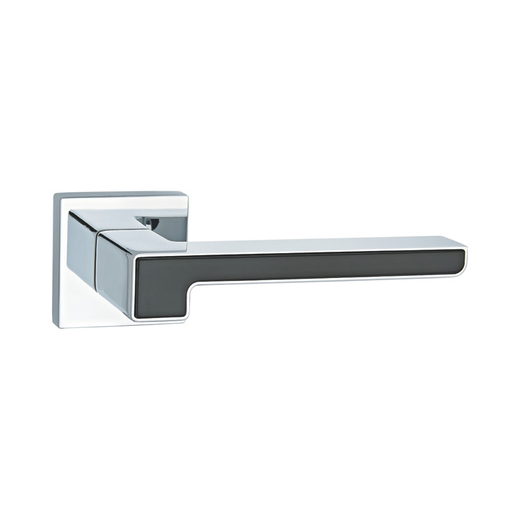 DOOR HANDLE A44-9787 CP/BALCK